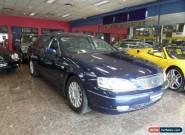 2004 Ford Fairlane BA Ghia Blue Automatic 4sp A Sedan for Sale