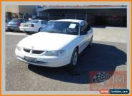 1999 Holden Commodore Vtii Executive White Automatic 4sp A Sedan for Sale