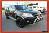 Classic 2008 Toyota Hilux KUN26R MY08 SR5 Black Automatic 4sp A 4D Utility for Sale