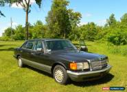 1987 Mercedes-Benz 300-Series SDL for Sale