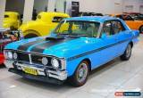Classic 1970 Ford Falcon XY GT True Blue Manual 4sp M Sedan for Sale
