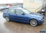 BMW 318 2.0 2003MY i SE for Sale
