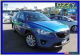 Classic 2012 Mazda CX-5 Maxx Sport (4x4) Blue Automatic 6sp A Wagon for Sale