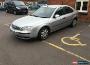 2005 FORD MONDEO LX TDCI SILVER for Sale