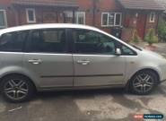 2004 FORD FOCUS C-MAX ZETEC SILVER for Sale