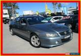 Classic 2006 Holden Crewman VZ MY06 Thunder SS Grey Manual 6sp M 4D UTILITY for Sale