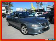 2006 Holden Crewman VZ MY06 Thunder SS Grey Manual 6sp M 4D UTILITY for Sale