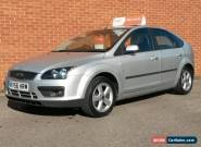 2006 56 FORD FOCUS 1.8 ZETEC CLIMATE 5D 124 BHP for Sale