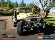 Toyota: Land Cruiser FJ40 for Sale