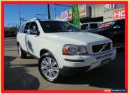 2009 Volvo XC90 P28 MY10 Executive White Automatic A Wagon for Sale
