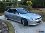 VY SS COMMODORE TURBO LS1 MANUAL DRAG NSW 385 RWKW SLEEPER # HSV MODIFIED FAST  for Sale