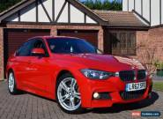 2012 BMW 3 Series 2.0 320d M Sport 4dr (start/stop) for Sale