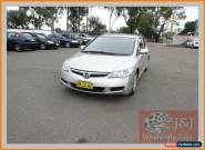 2008 Honda Civic MY08 VTi Brown Automatic 5sp A Sedan for Sale