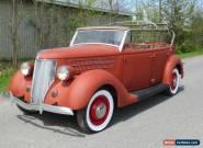 1936 Ford Phaeton for Sale