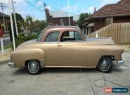 1952 Dodge Coronet Coupe restored not valiant plymouth show custom rat rod trade for Sale