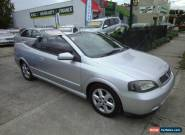 Holden Astra 2003 Convertible 2.2L Automatic for Sale