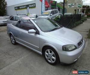 Classic Holden Astra 2003 Convertible 2.2L Automatic for Sale