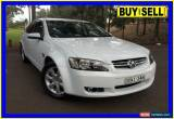 Classic 2006 Holden Berlina VE White Automatic 4sp A Sedan for Sale