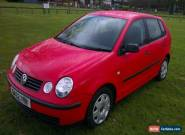 2003 VOLKSWAGEN POLO 1.4 S for Sale
