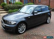 2007 BMW 120D M SPORT GREY for Sale