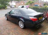 2009 BMW 525D M SPORT BUS EDIT A  DARK BLUE for Sale