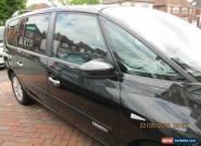 2007 RENAULT G-ESPACE DYNAMIQUE 16V A BLACK for Sale