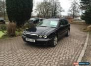2005 Jaguar X-TYPE 2.0D SE Estate, Full Leather Interior for Sale