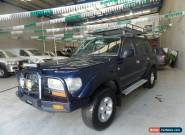 1996 Toyota Landcruiser GXL Automatic 4sp A Wagon for Sale