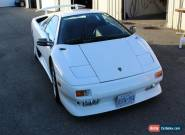 1991 Lamborghini Diablo for Sale