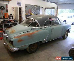 Classic 1952 Studebaker for Sale