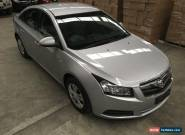 2010 Holden Cruze CD AUTO 84km DIESEL slight damaged only repairable drives  for Sale