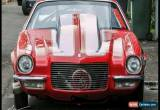 Classic Camaro 70 mod for Sale