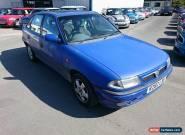***NO RESERVE*** 1998 VAUXHALL ASTRA GLS 1.7 TDS BLUE DIESEL 4dr for Sale