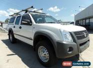 2007 Holden Rodeo RA MY06 Upgrade DX (4x4) Manual 5sp M for Sale