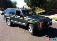 96 Jeep Cherokee Classic, Duel Fuel, Near New Tires, Roadworthy. for Sale