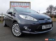 2009 09 FORD FIESTA 1.6 TITANIUM 5D 118 BHP for Sale