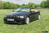 Classic 2002 BMW 330 CI SPORT AUTO BLACK for Sale