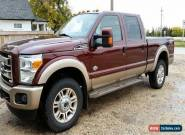 2013 Ford F-350 King Ranch for Sale