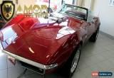 Classic 1969 Chevrolet Corvette Stingray Convertible  V8  350 Auto   mustang xy camaro  for Sale