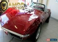 1969 Chevrolet Corvette Stingray Convertible  V8  350 Auto   mustang xy camaro  for Sale