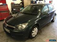 2004 54 REG VAUXHALL ASTRA LIFE 1.8 16V AUTO NO RESERVE BARGAIN CHEAP CAR 70K  for Sale