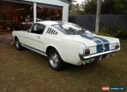 1966 Ford Mustang Fastback 2+2 for Sale