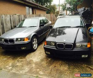 Classic BMW 1992 E36 manual 5 sp Silver for Sale
