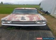 Chevrolet: Corvair 6500 for Sale