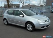 2008 Volkswagen Golf 1.9 TDI Match 5dr for Sale