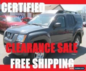 Classic 2008 Nissan Xterra for Sale