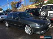 2007 Ford Fairmont BF MkII Ghia Grey Automatic 6sp A Sedan for Sale