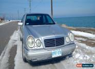 Mercedes-Benz: E-Class for Sale