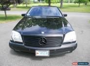 1999 Mercedes-Benz CL-Class for Sale