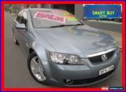 2006 Holden Calais VE Grey Automatic 5sp A Sedan for Sale